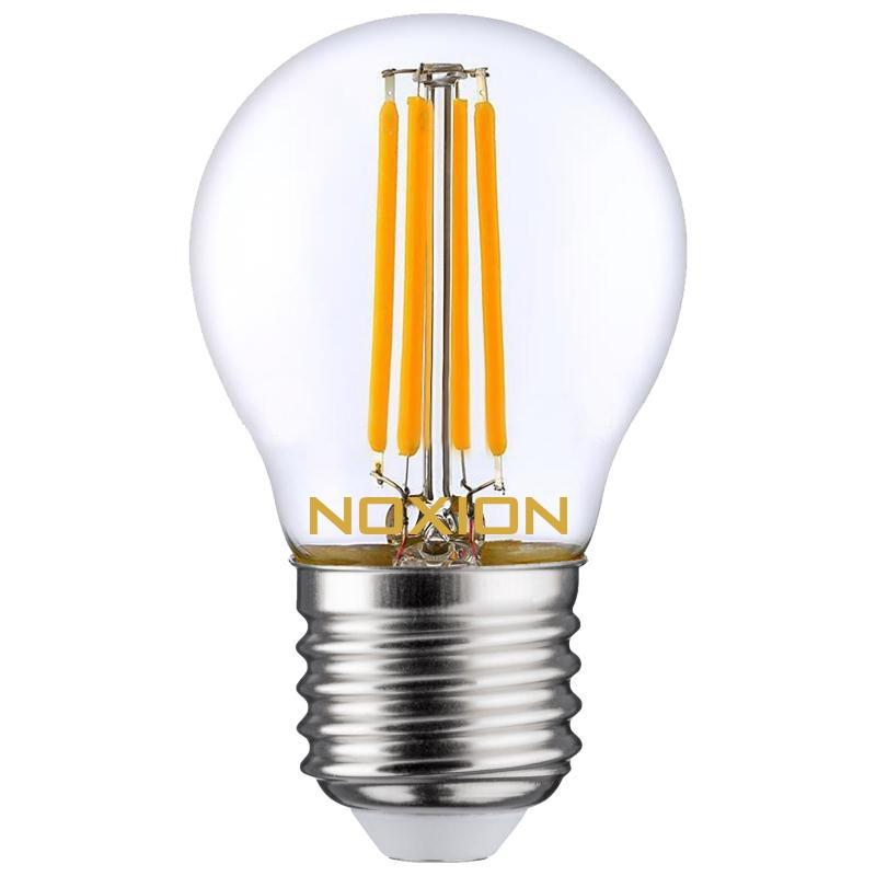 Noxion Lucent Filament LED Lustre P45 E27 4.5W 827 | Dimbaar - Vervangt 40W