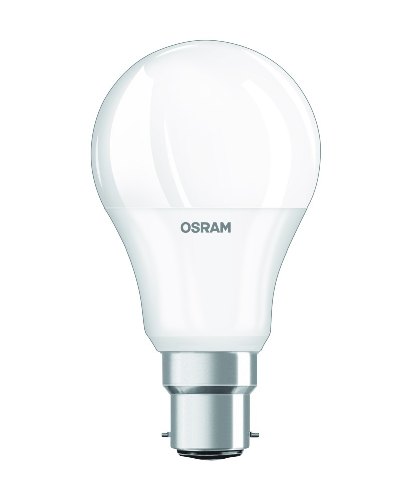 Osram Parathom Advanced Retrofit Classic B22d A60 8.5W 827 Matt | Vervangt 60W