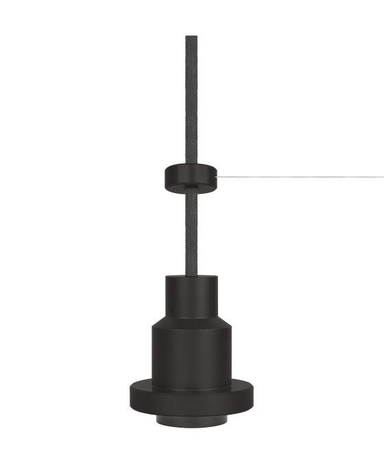 Osram Vintage 1906 Pendulum Pro Zwart E27