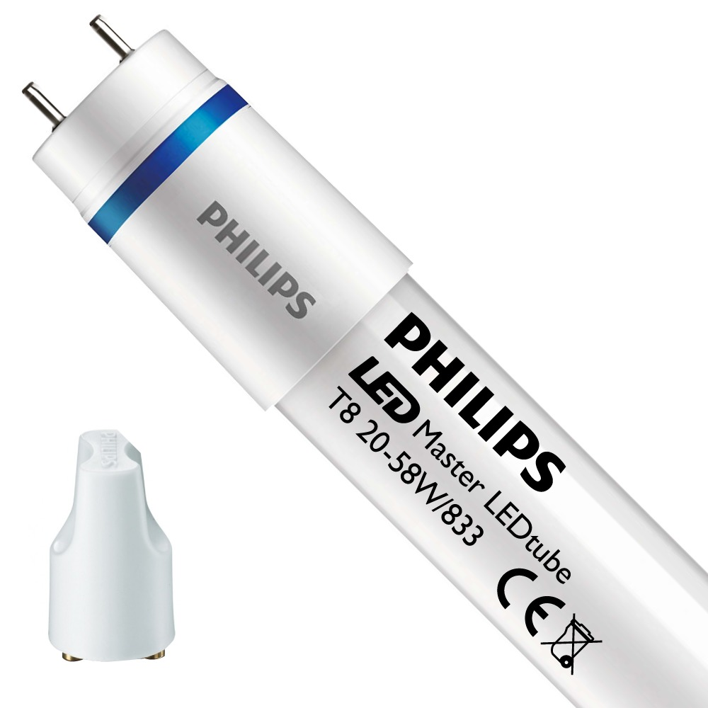 Philips LEDtube EM SO 20W 833 150cm MASTER | Food - Vervangt 58W