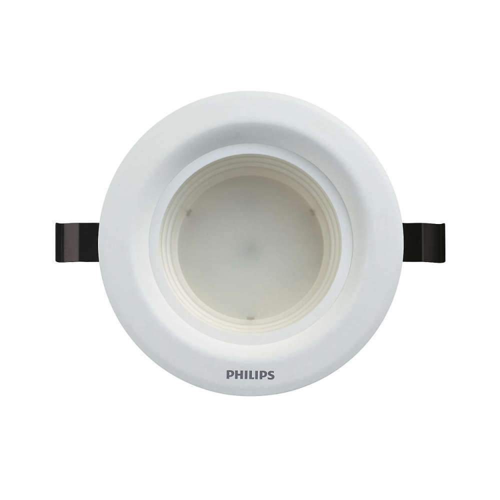 Philips LEDinaire DN060B LED Downlight 3000K 800lm 150mm PSU WH