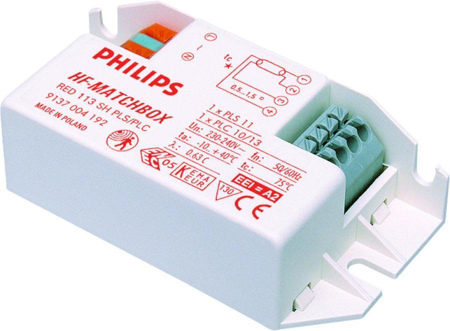 Philips HF-M RED 114 SH TL/TL5/PL-C/S 230-240V