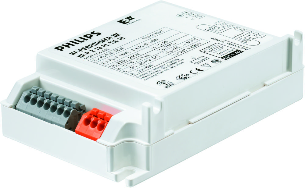 Philips HF-P 218 PL-T/C III 220-240V 50/60Hz