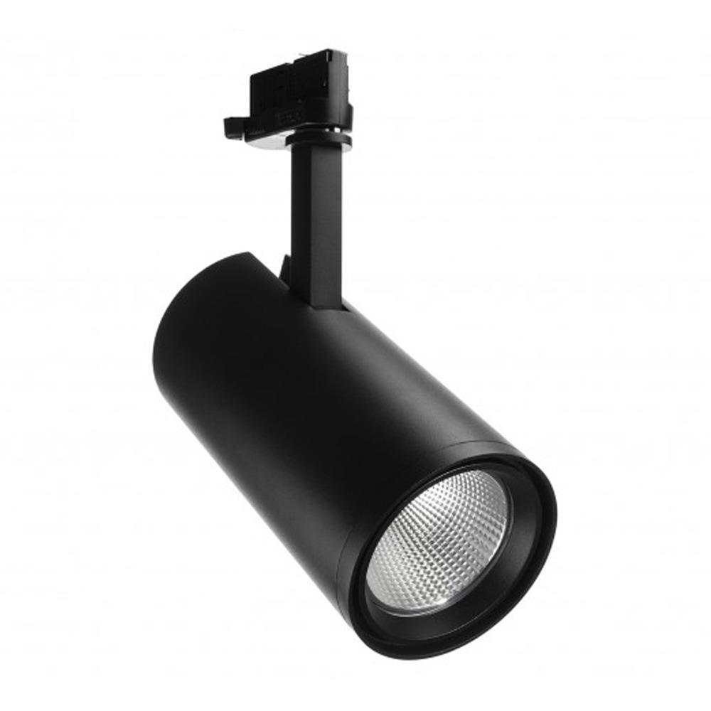 Noxion LED Railspot 3-Phase Accento 35W 930 36D Zwart | Vervangt 35 & 70W CDM