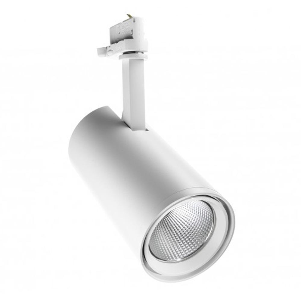 Noxion LED Railspot 3-Phase Accento 35W 930 36D Wit | Vervangt 35 & 70W CDM