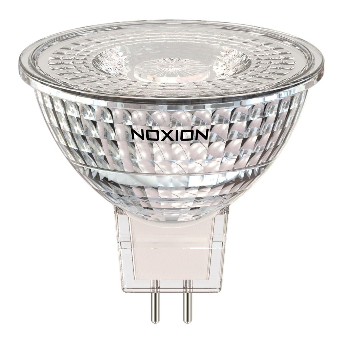 Noxion LED Spot GU5.3 5W 827 60D 470lm | Dimbaar - Vervanger voor 35W