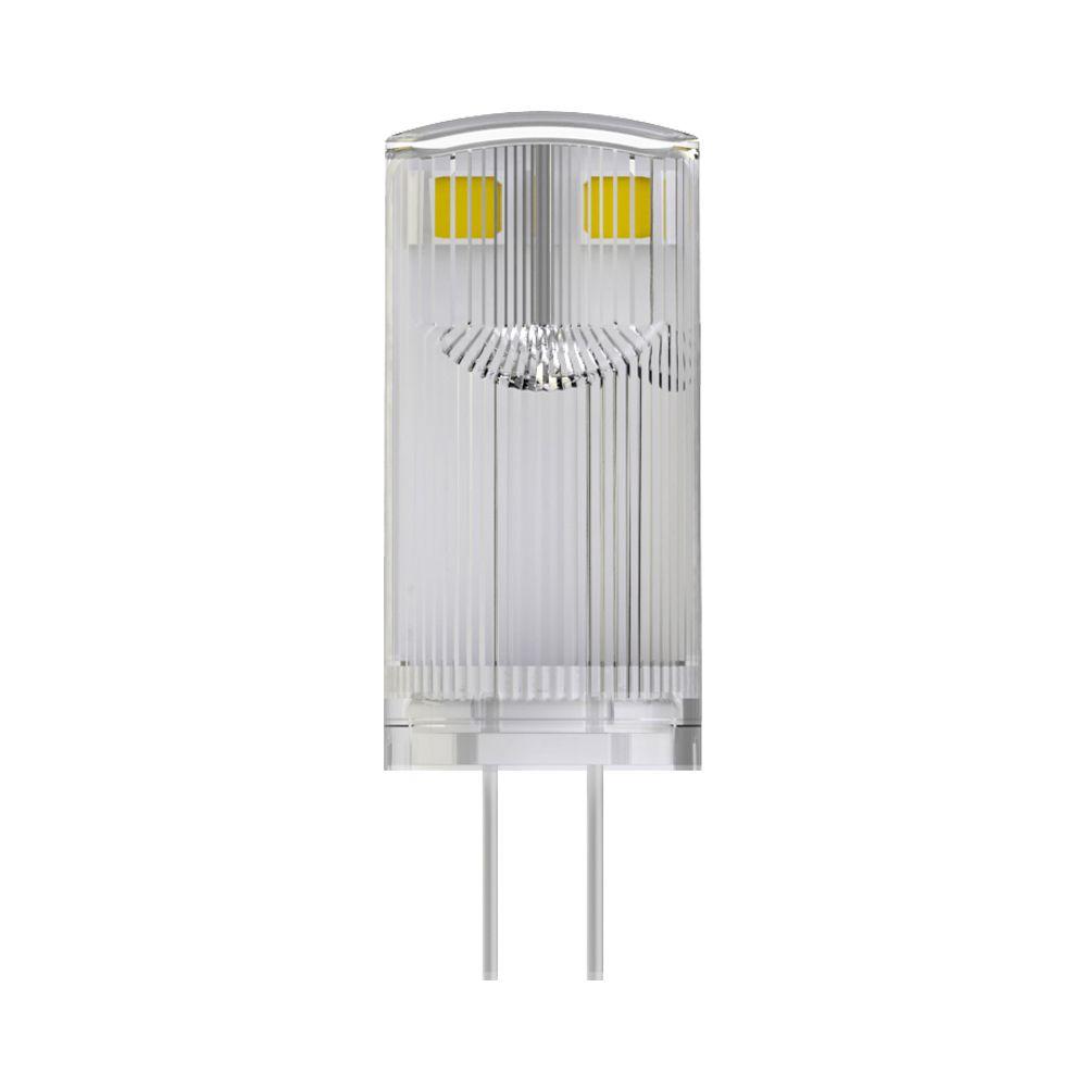 Noxion LED Bolt G4 0.9W 827 12V | Vervanger voor 10W