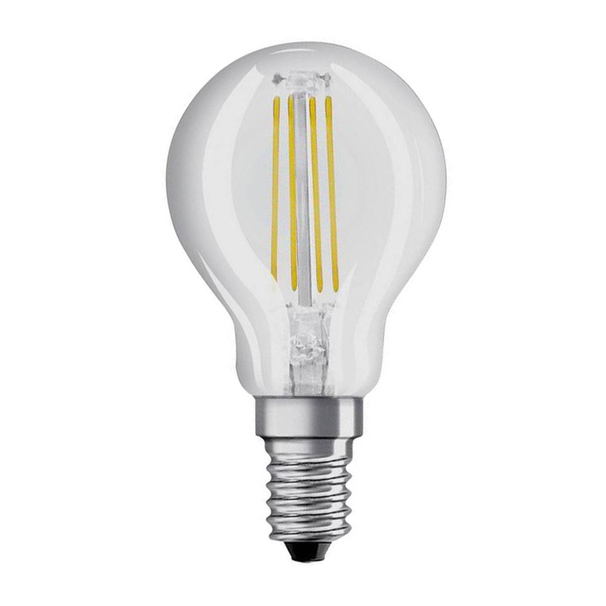 Osram LED Retrofit Klassiek E14 P 4W 840 Helder   Vervangt 40W