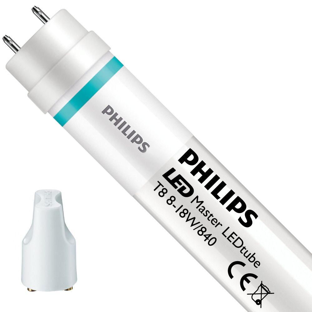 Philips LEDtube EM HO 8W 840 60cm (MASTER Value) | Koel Wit - incl. LED Starter - Vervangt 18W