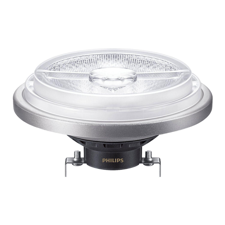 Philips LEDspot ExpertColor G53 AR111 (MASTER) 15W 940 40D | Dimbaar - Hoogste Kleurweergave - Vervanger voor 75W