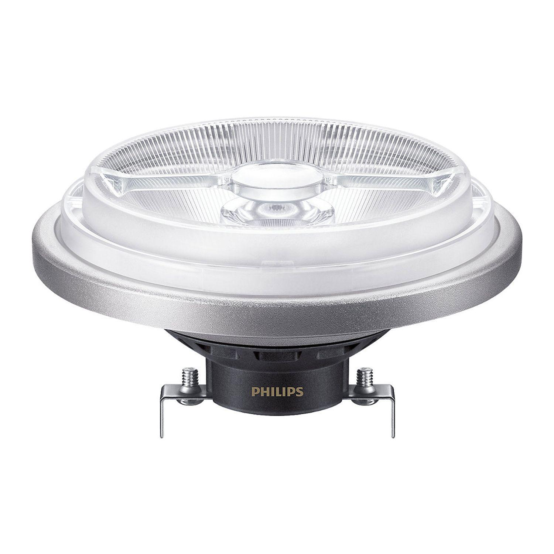 Philips LEDspot ExpertColor G53 AR111 (MASTER) 11W 930 8D | Dimbaar - Hoogste Kleurweergave - Vervanger voor 50W