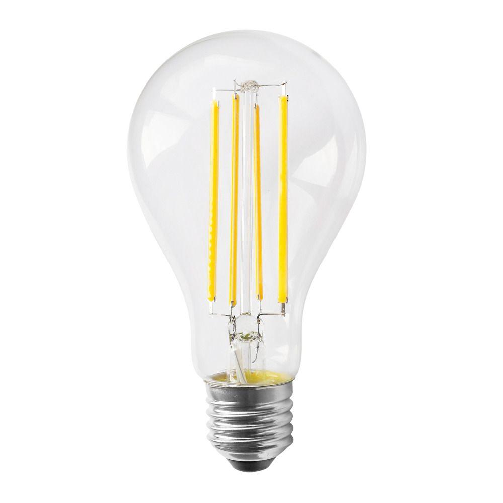 Noxion Lucent Classic LED Kooldraad A70 E27 12W 827 Helder | Vervanger voor 100W
