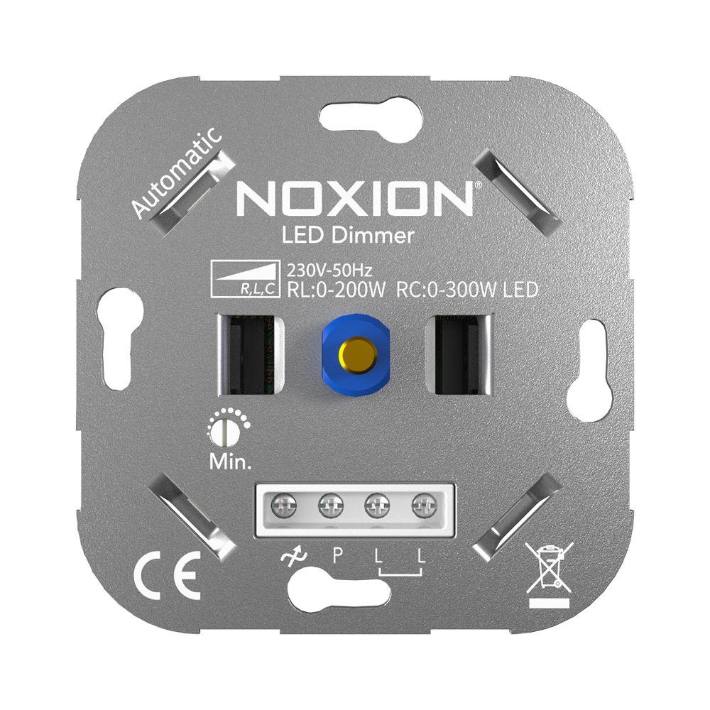 Noxion Automatische LED Dimmer Schakelaar RLC 0-300W 220-240V