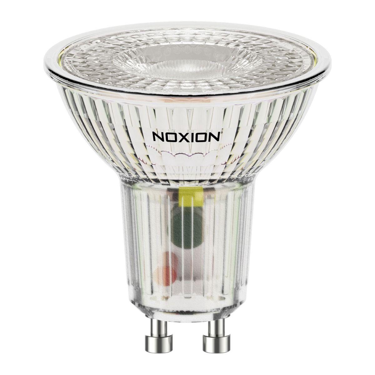 Noxion LED Spot GU10 4W 827 36D 390lm | Vervanger voor 50W