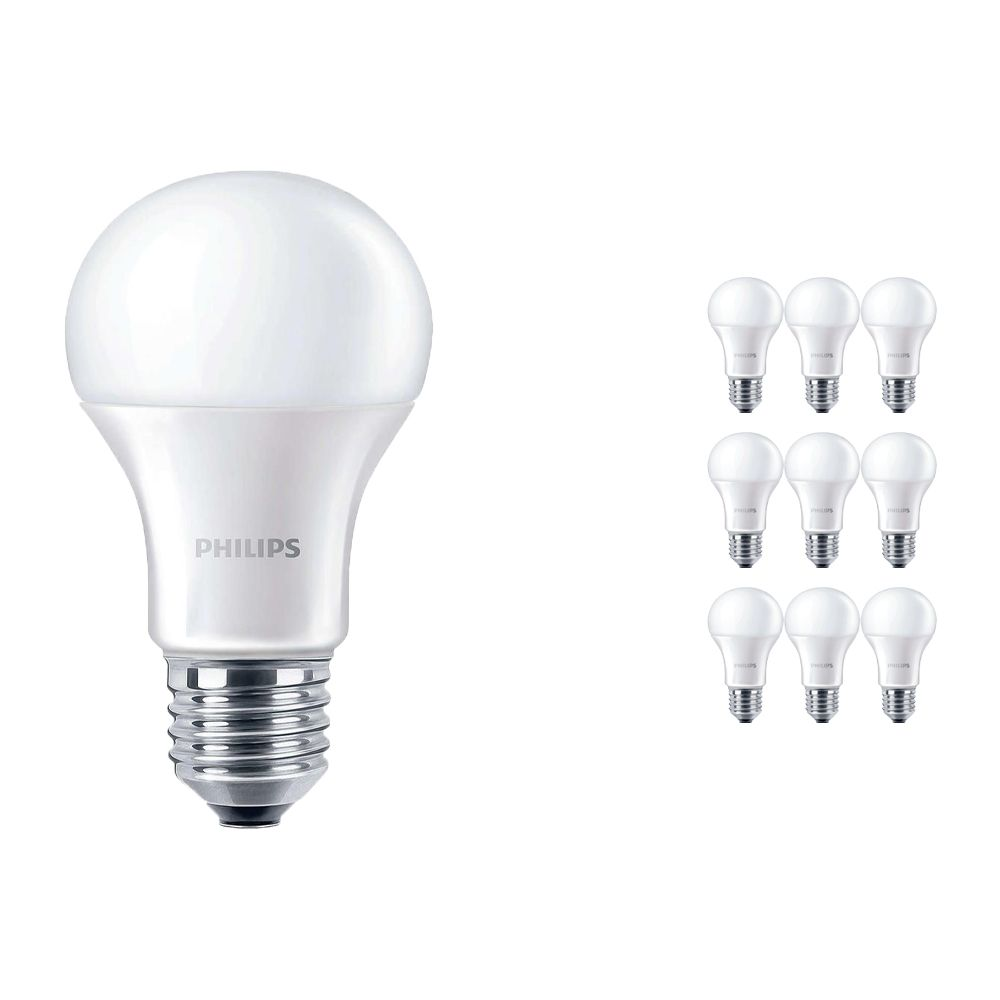 Voordeelpak 10x Philips CorePro LEDbulb 13.5 - 100W 827 E27