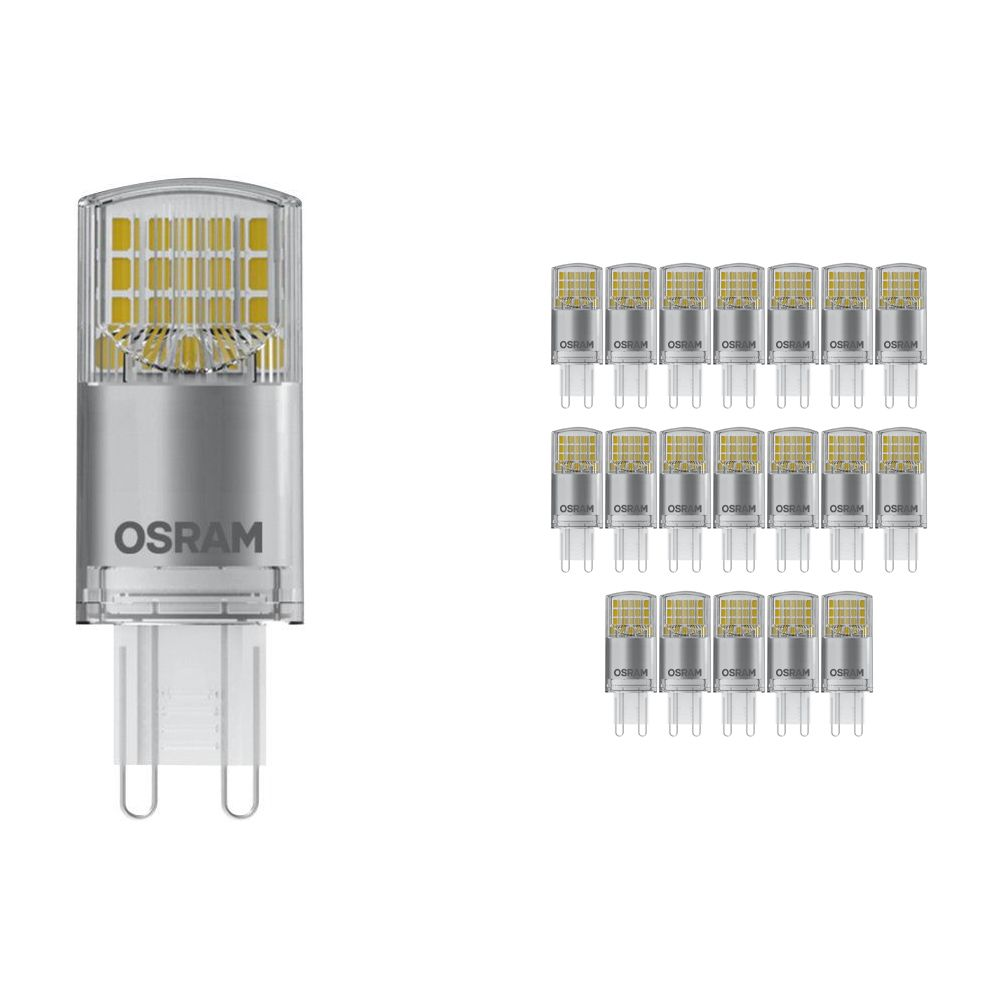 Voordeelpak 20x Osram Parathom Pin G9 3.8W 840 Helder   Vervangt 40W