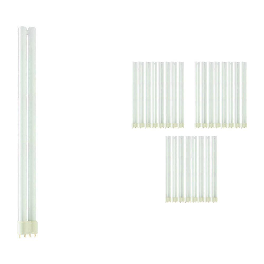 Voordeelpak 25x Philips PL-L 36W 830 4P (MASTER) | Warm Wit - 4-Pin
