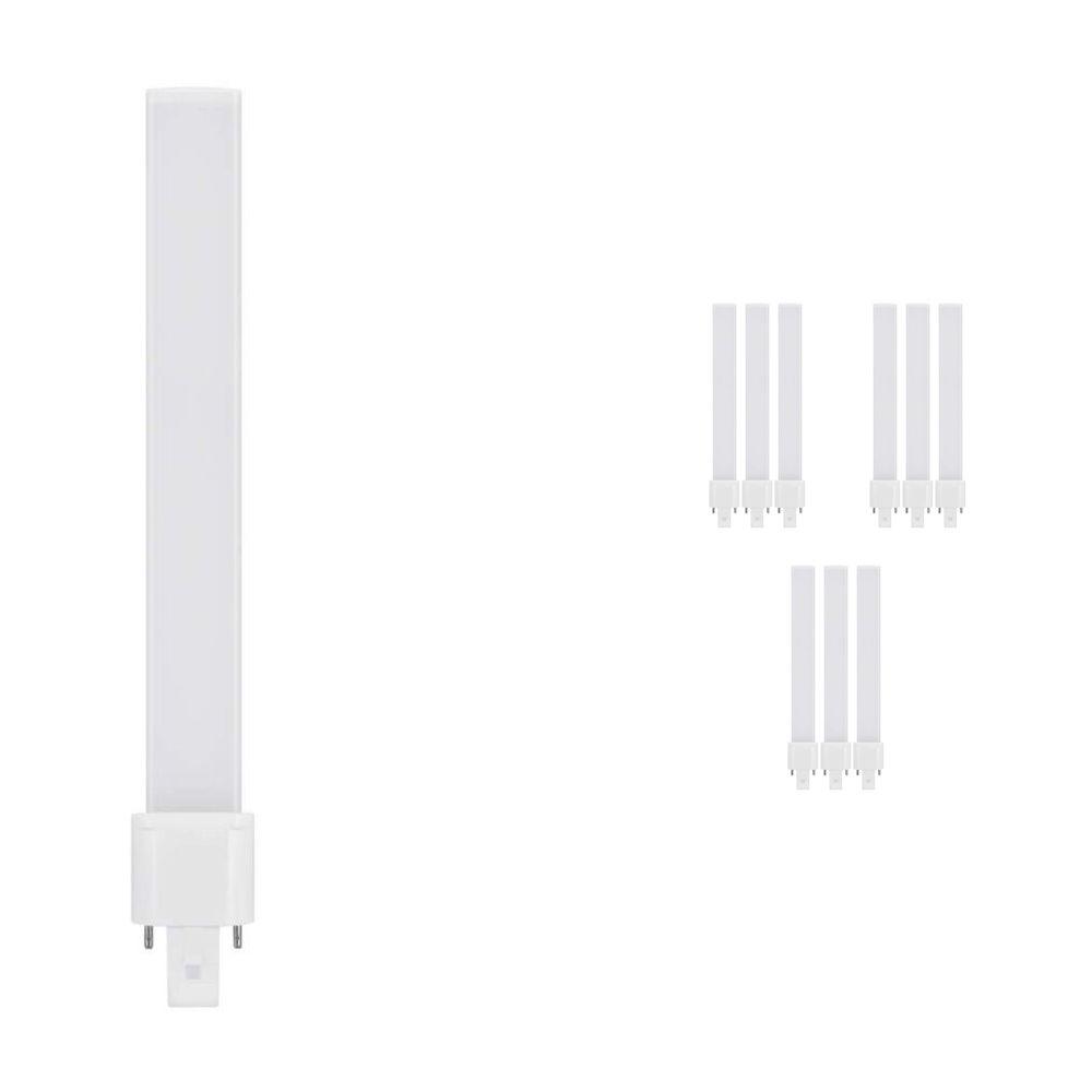 Voordeelpak 10x Osram Dulux S LED G23 6W 840 | 2-Pins - Vervanger voor 11W