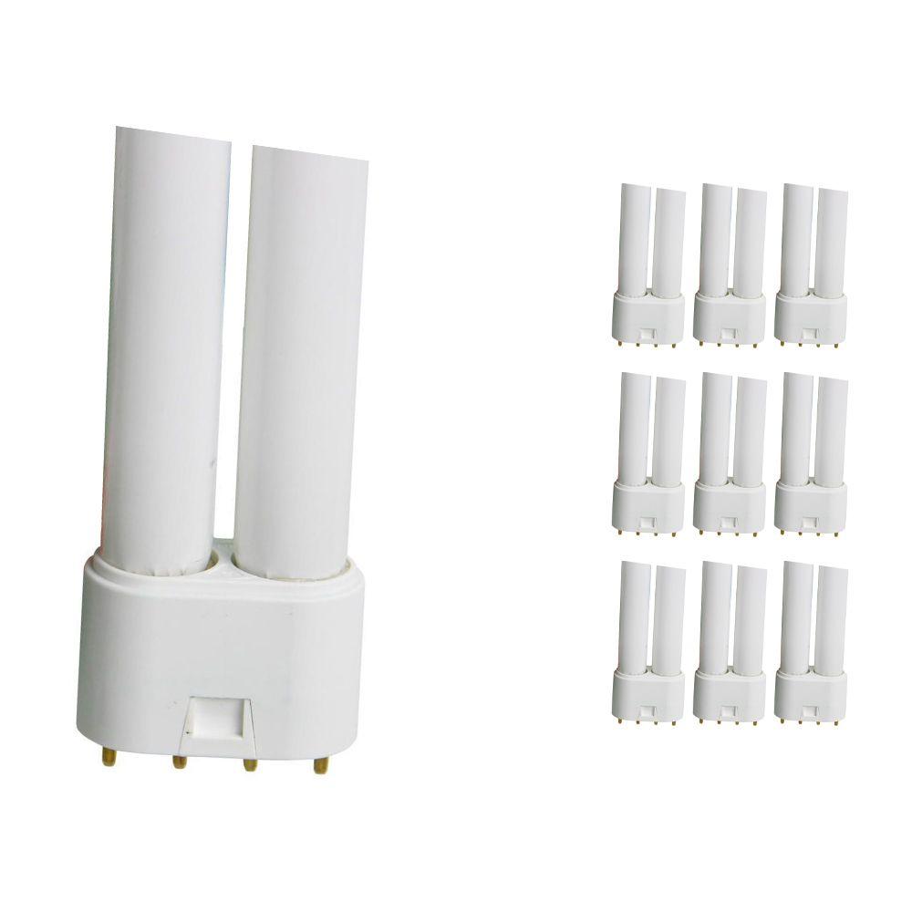 Voordeelpak 10x Osram Dulux L 18W 840 | 4-Pins