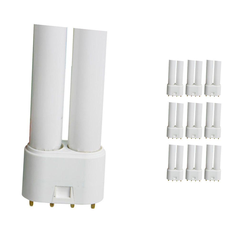 Voordeelpak 10x Osram Dulux L 24W 830 | 4-Pins