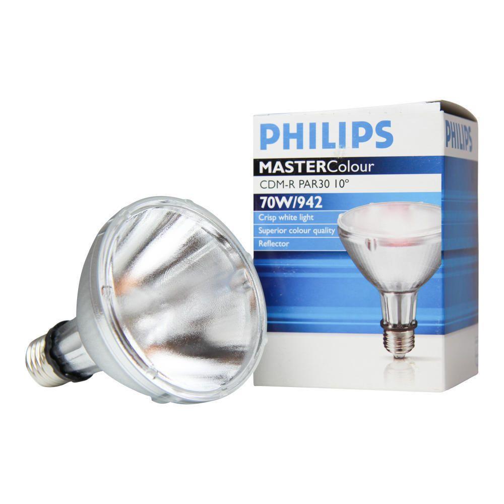 Philips MASTERColour CDM-R 70W 942 E27 PAR30L 10D