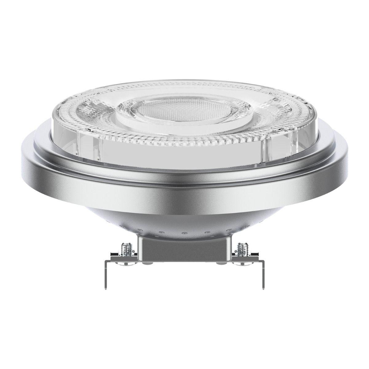 Noxion Lucent LED Spot AR111 G53 12V 7.3W 930 24D | Dimbaar - Hoogste Kleurweergave - Vervanger voor 50W