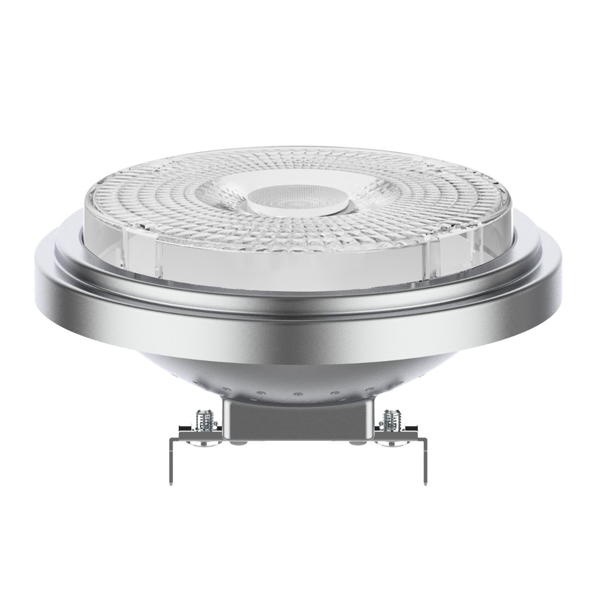 Noxion Lucent LED Spot AR111 G53 12V 7.3W 930 40D | Dimbaar - Hoogste Kleurweergave - Vervanger voor 50W