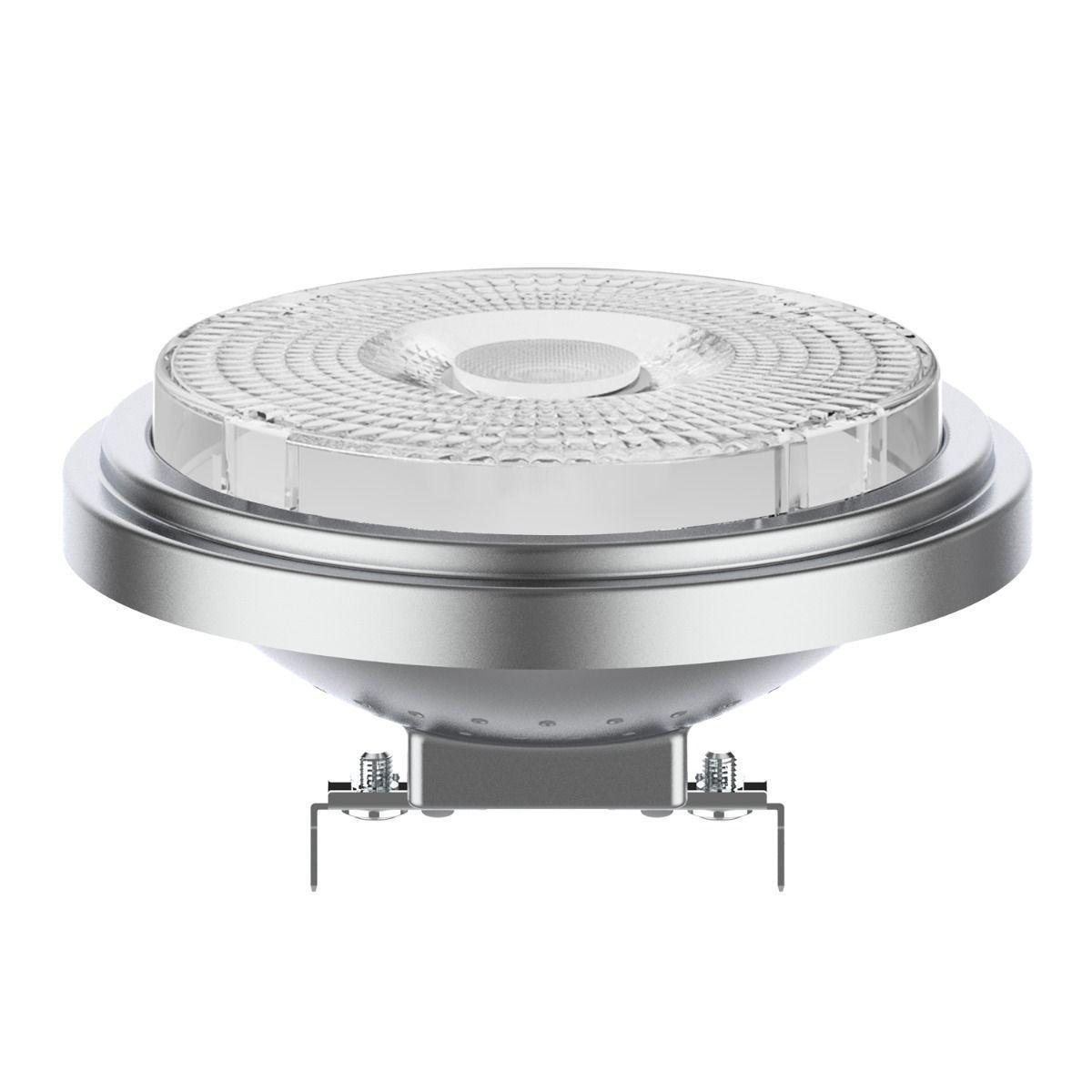 Noxion Lucent LED Spot AR111 G53 12V 7.3W 927 40D   Dimbaar - Hoogste Kleurweergave - Vervanger voor 50W