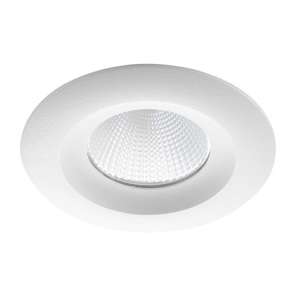 Noxion LED Spot Gimba IP44 2700K Wit 6W | Dimbaar
