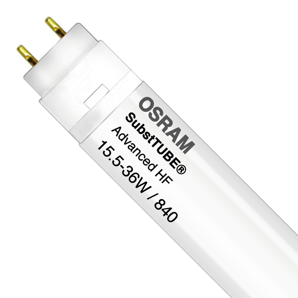 Osram SubstiTUBE Advanced HF UO 15.5W 840 120cm   Vervangt 36W