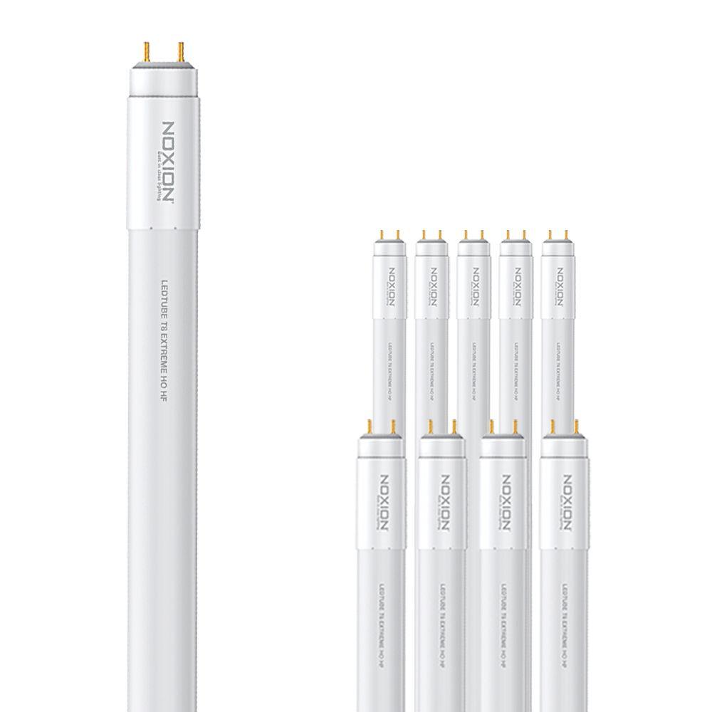 Voordeelpak 10x Noxion Avant LEDtube T8 Extreme HO HF 120cm 14W 830   Vervanger voor 36W