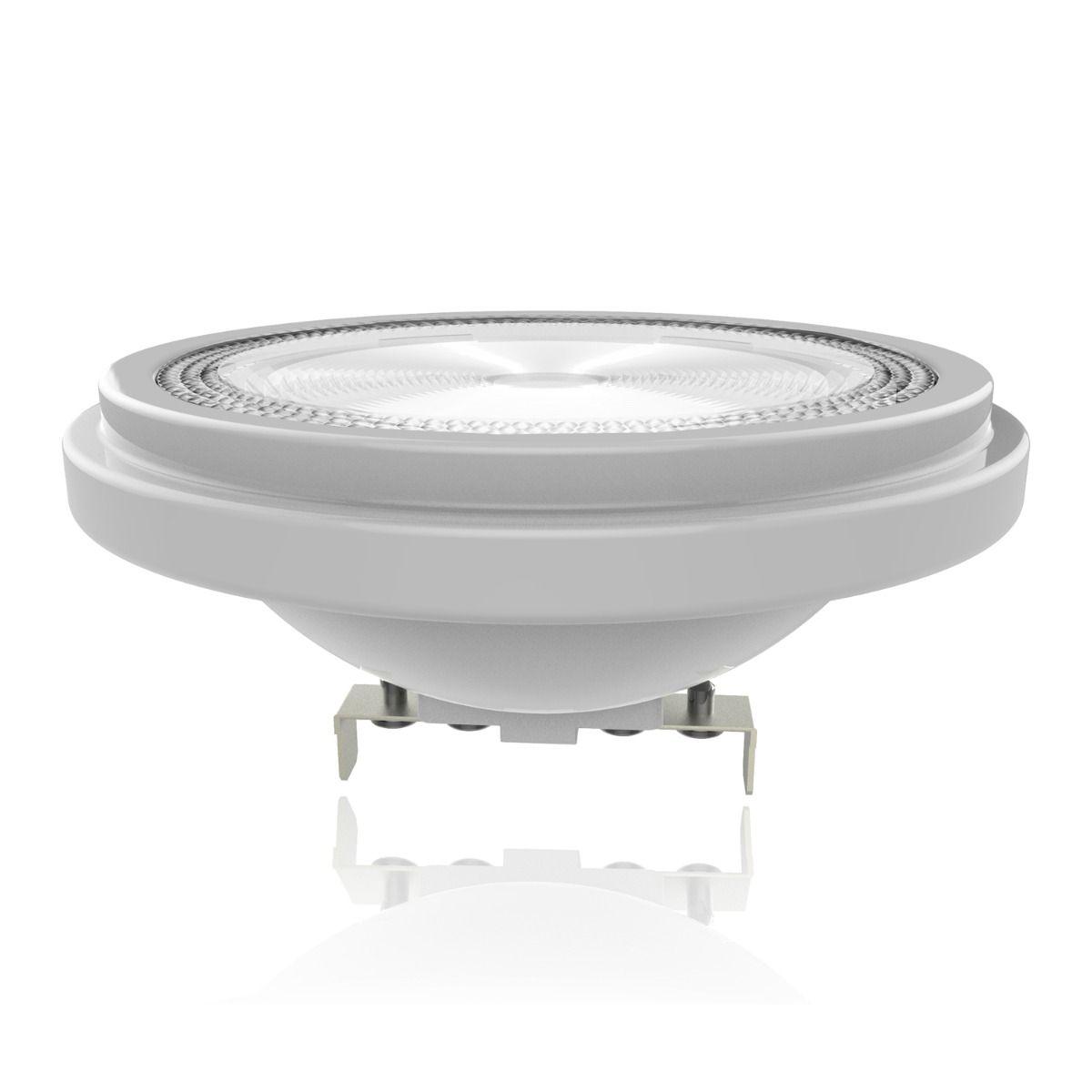 Noxion Lucent LED Spot AR111 G53 12V 11.5W 930 40D | Dimbaar - Hoogste Kleurweergave - Vervanger voor 75W