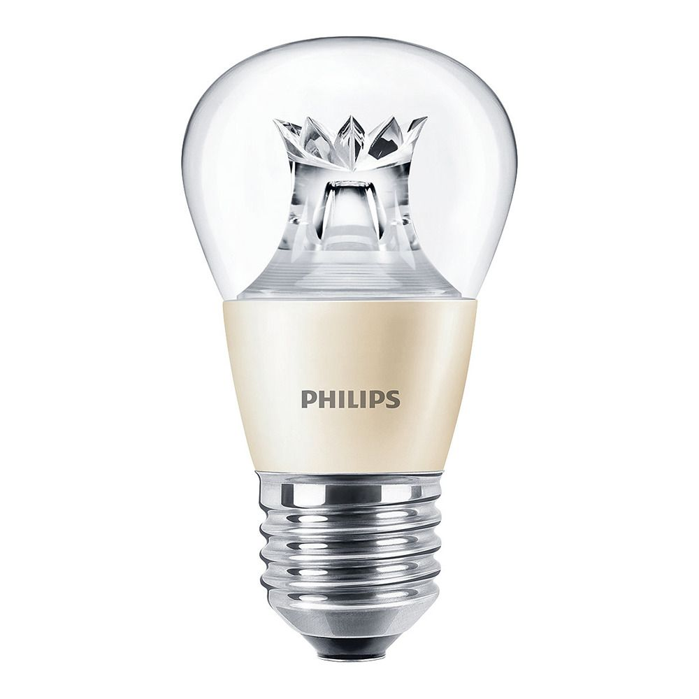 Philips LEDluster E27 P48 6W 827 Helder MASTER | DimTone Dimbaar - Vervangt 40W