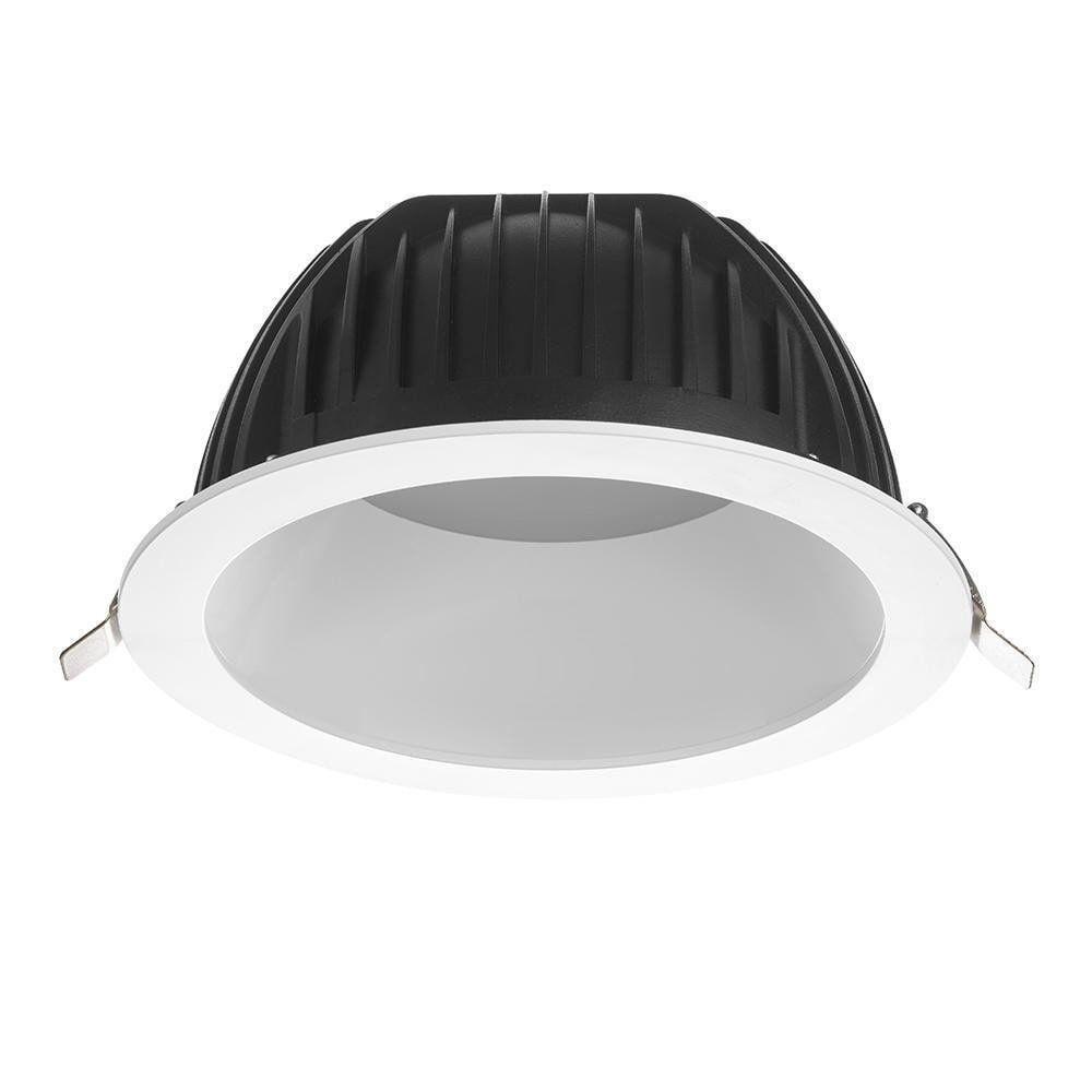 Noxion LED Downlight Opto IP40 3000K 2200lm Ø200mm | DALI Dimbaar