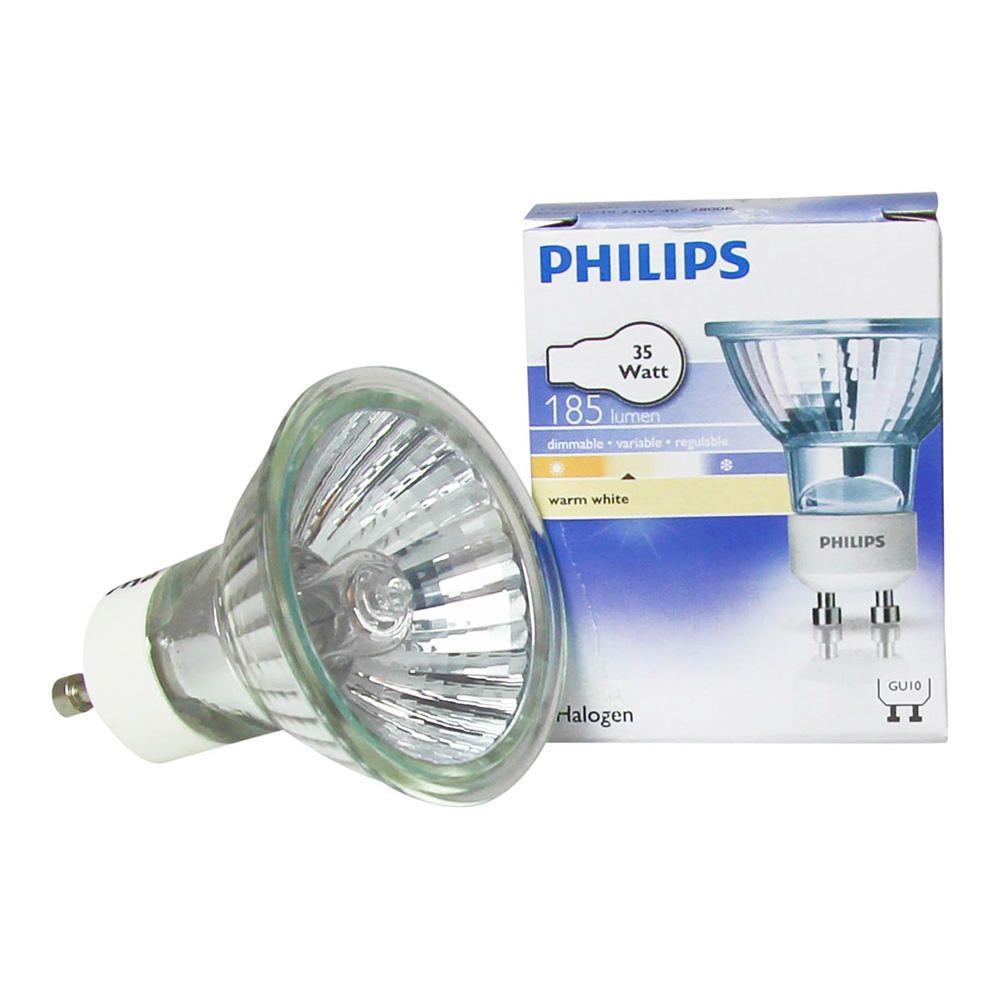 Philips Twistline Alu 2000h 35W GU10 230V 40D