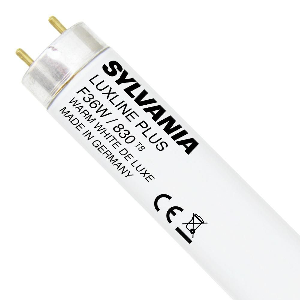 Sylvania T8 Luxline Plus F36W 830   120cm
