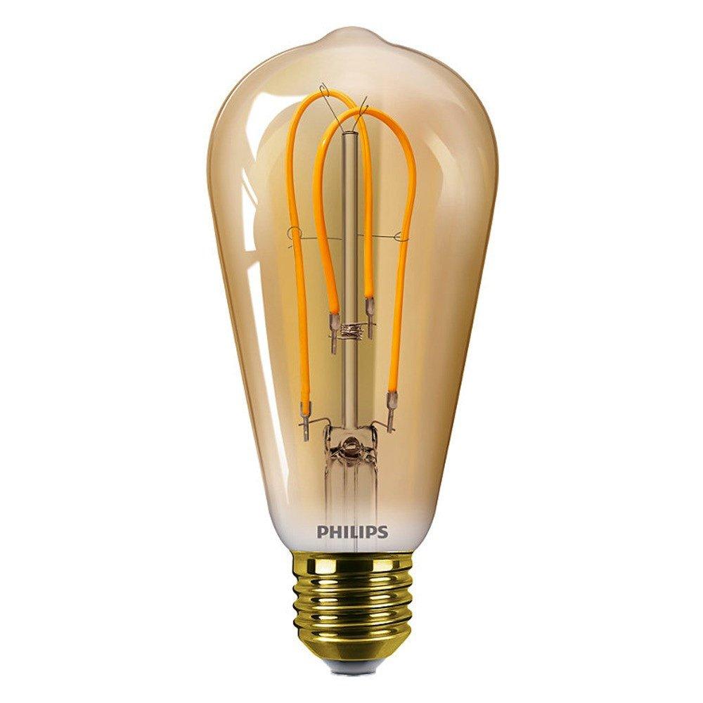 27 Edison ST64 Lampen