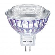 Philips LEDspotLV VLE 7-50W 830 MR16 36D Dimbaar (MASTER)