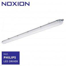 Noxion Waterdicht LED TL Armatuur Standaard 150cm 4000K 6340lm | Vervangt 2x58W