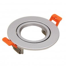 Ring 85mm Spot - Brushed Alu