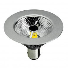 Noxion Lucent LED Spot AR70 BA15d 7W 927 36D | Dimbaar 50W