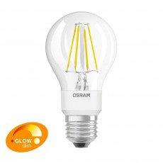 Osram Parathom Advanced Classic A E27 7W 827 Filament | GlowDim Dimbaar - Vervangt 55W