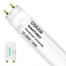 Osram SubstiTUBE Advanced UN 16W 840 120cm | Vervangt 36W