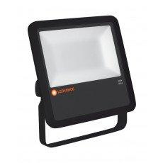 Ledvance LED Breedstraler 90W 6500K 10000lm IP65 Zwart | Vervangt 250W
