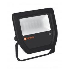 Ledvance LED Breedstraler 20W 6500K 2200lm IP65 Zwart | Vervangt 50W