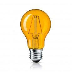 Osram Parathom Classic Color 2-15W E27 Yellow
