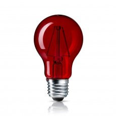 Osram Parathom Classic Color 2-15W E27 Red