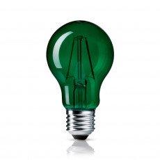 Osram Parathom Classic Color 2-15W E27 Green