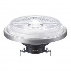 Philips LEDspot LV G53 AR111 12V 20W 840 24D MASTER | Dimbaar - Vervangt 100W