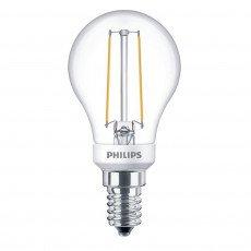 Philips Classic LEDLuster 2.7-25W 827 E14 Clear Dimbaar